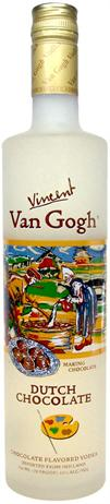 Vincent Van Gogh Vodka Dutch Chocolate